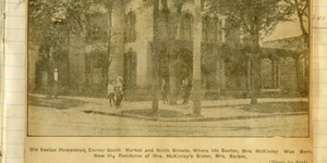 Culver Newspaper scrapbooks, 1903-1908