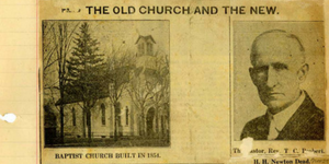 Culver Newspaper scrapbooks, 1915-1918