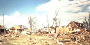 1990 Plainfield Tornado Photo Collection
