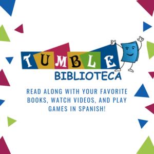 Tumble Biblioteca