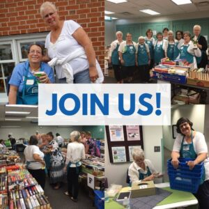 Join the Friends of the Plainfield Library