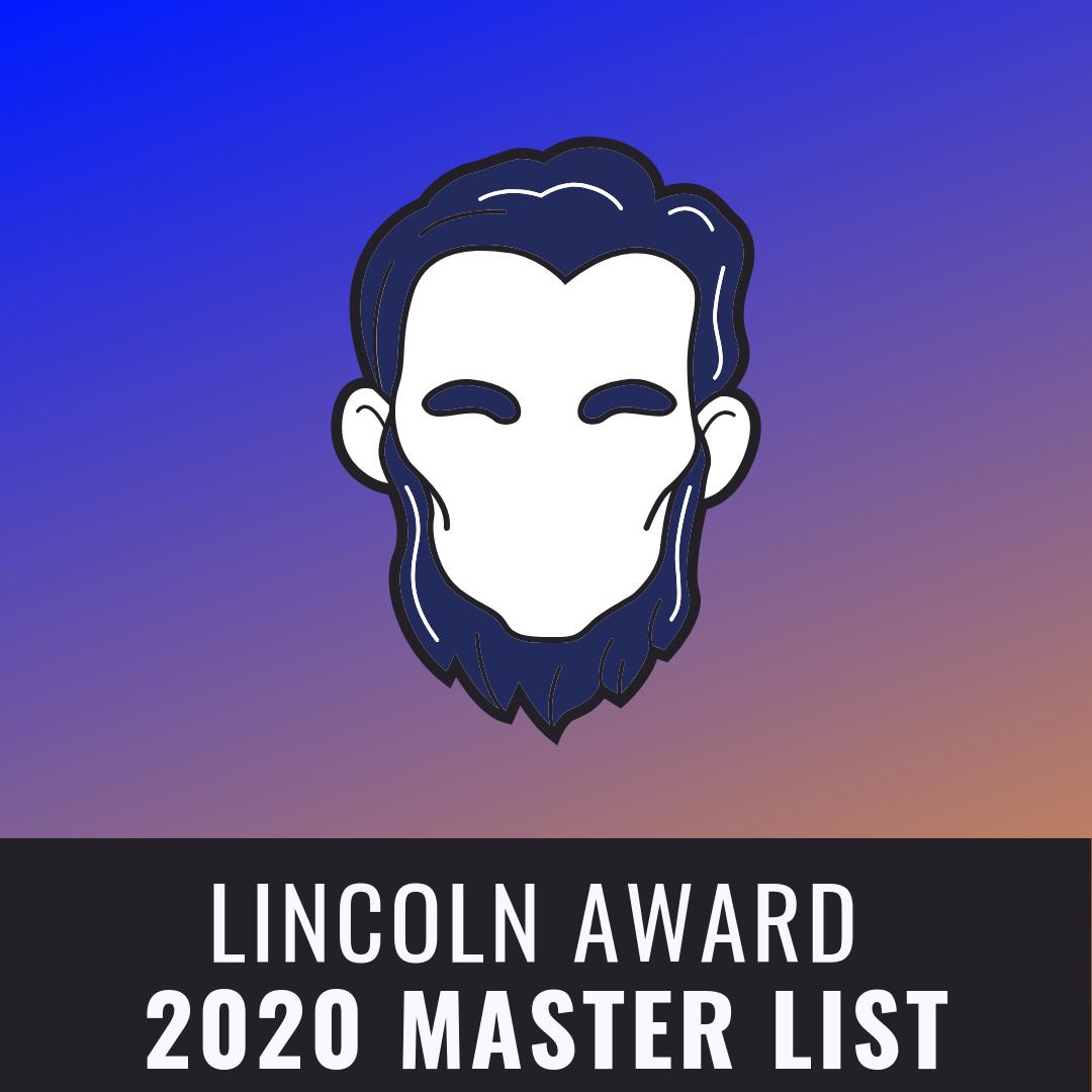 Lincoln Award 2020 List