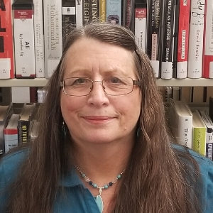 Plainfield Public Library District Trustee Vicki Knight