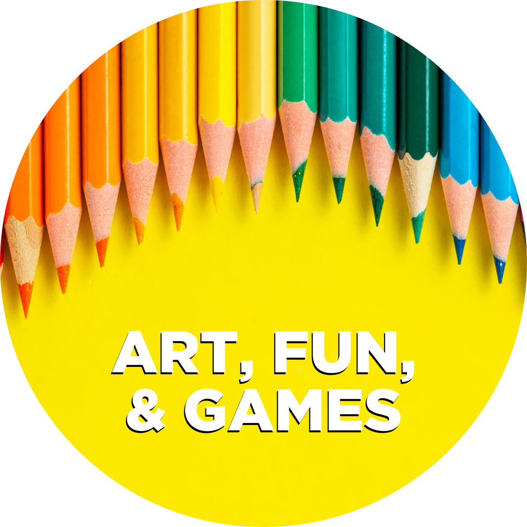 Art, Fun, and Games