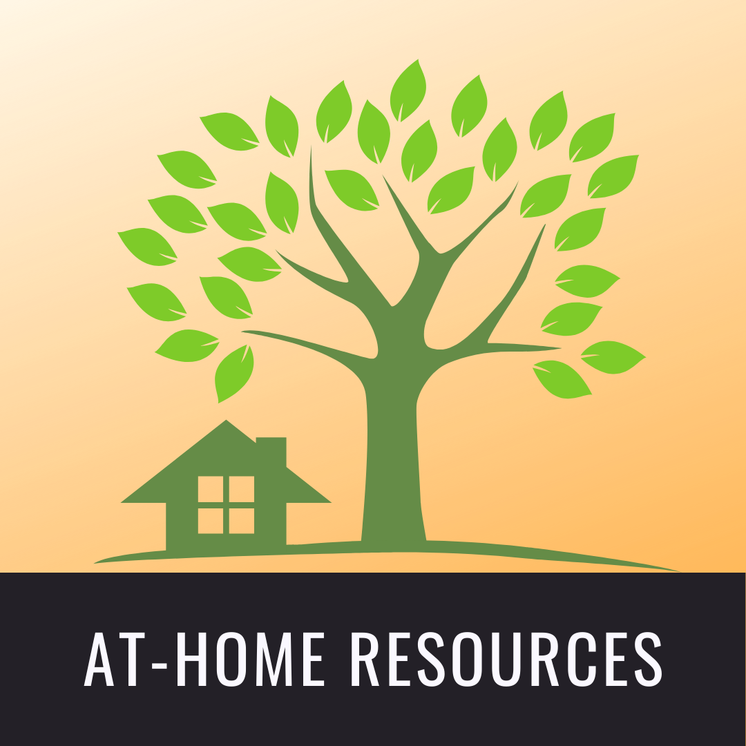 Teen At Home Resources Page