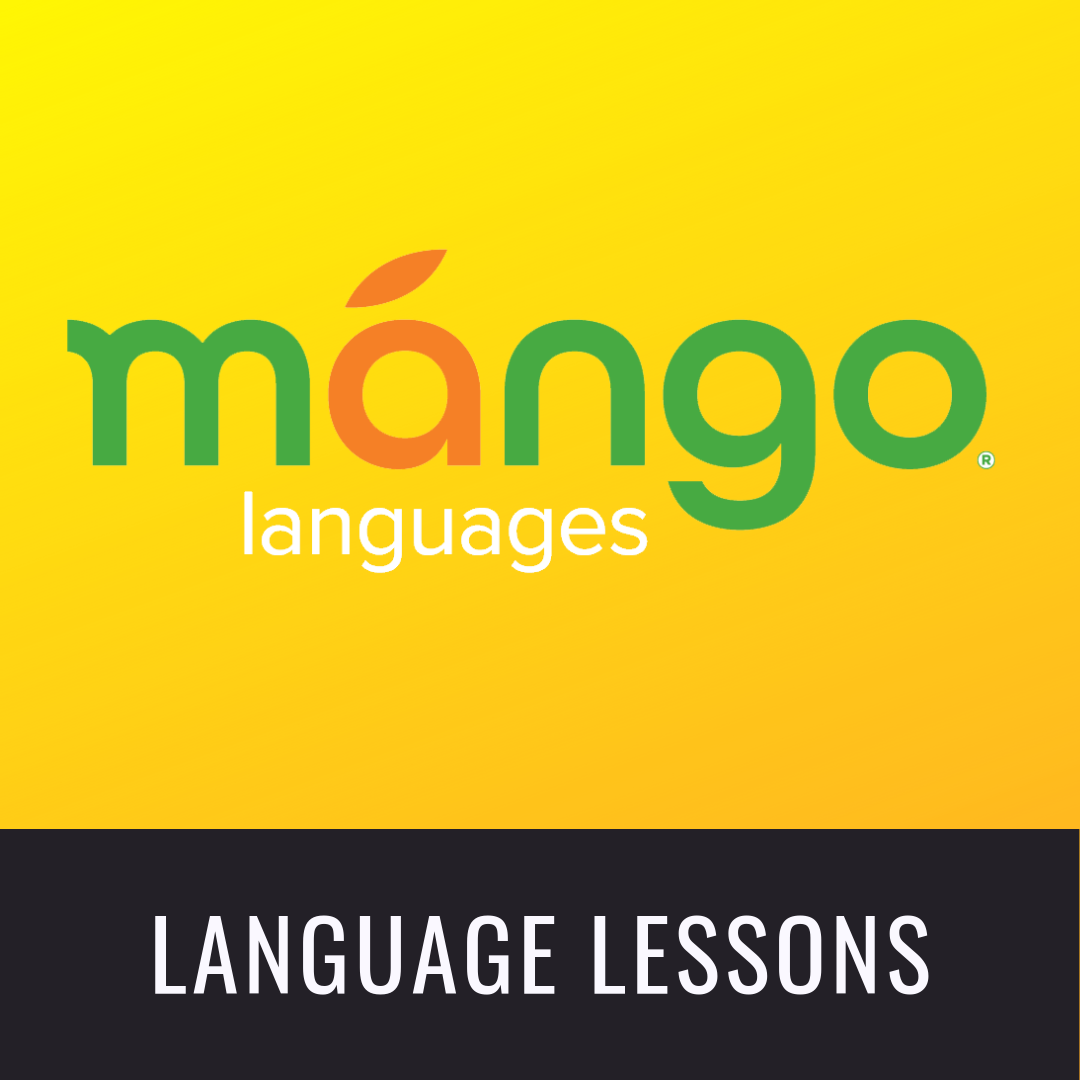Mange Language Learning Logo