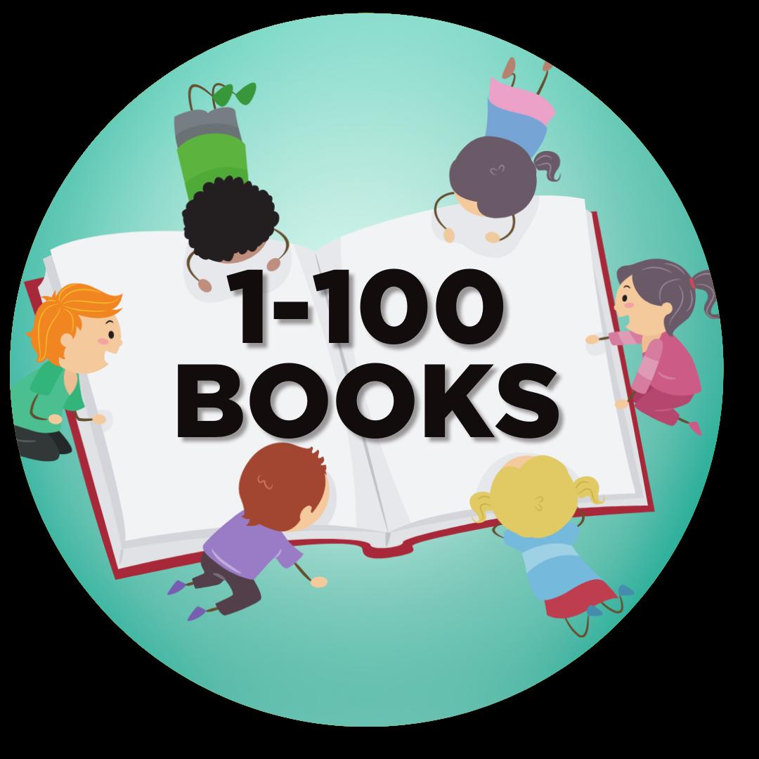 100 books