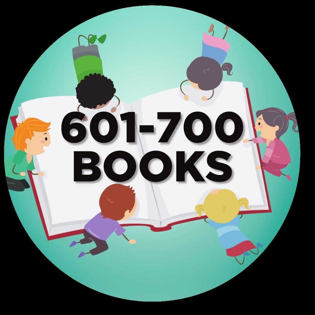700 books