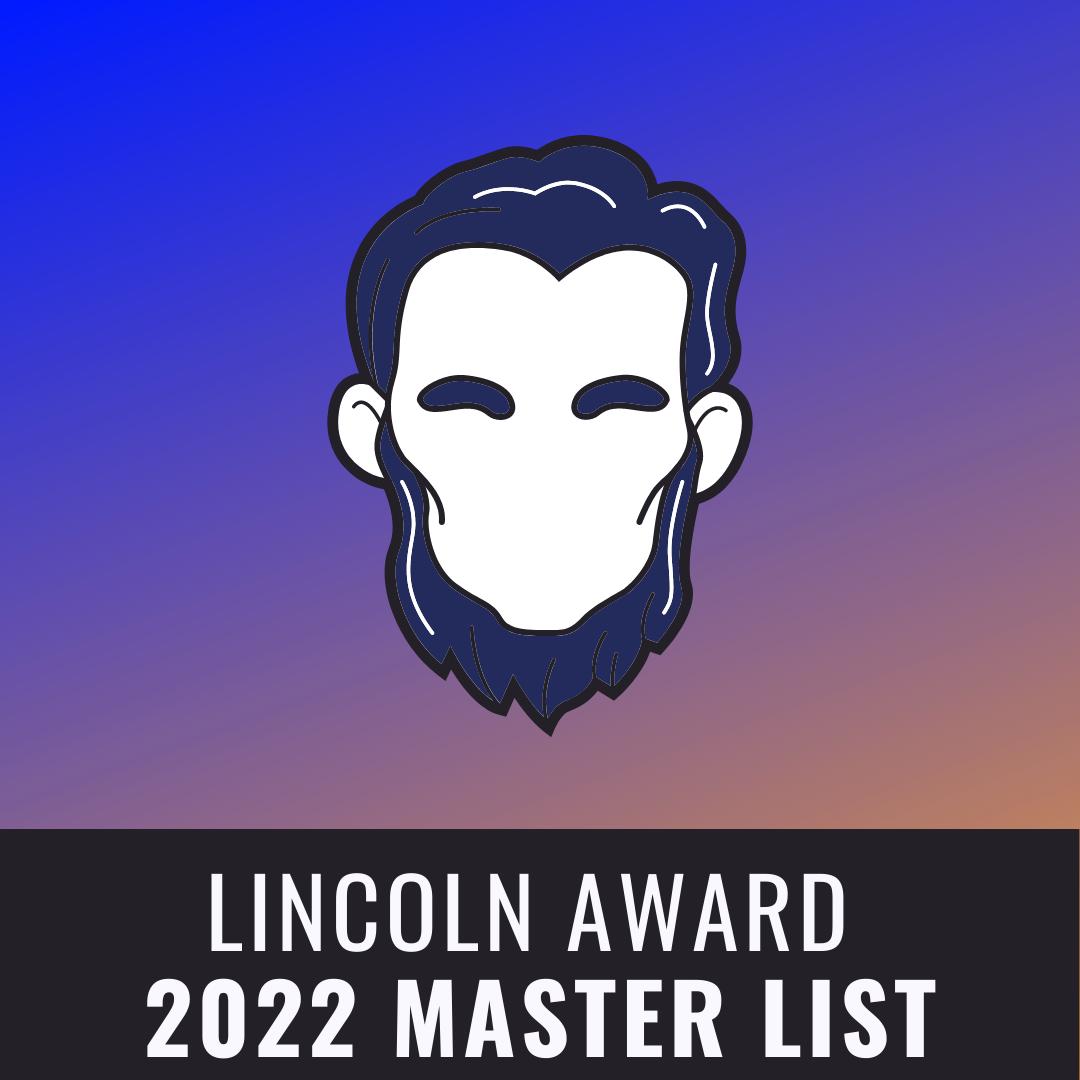 Lincoln Award 2022 List