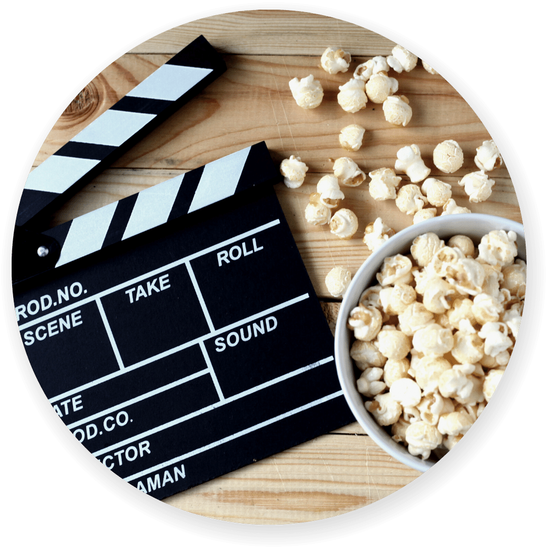 Streaming movies with Hoopla and Kanopy
