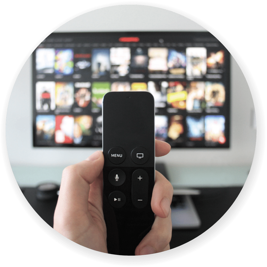 Streaming Movies and TV